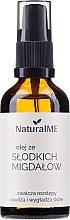 Parfémy, Parfumerie, kosmetika Sladký mandlový olej - NaturalME