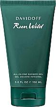 Parfémy, Parfumerie, kosmetika Davidoff Run Wild Men - Sprchový gel