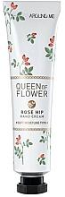 Parfémy, Parfumerie, kosmetika Krém na ruce Šípek - Welcos Around Me Queen of Flower Rose Hip Hand Cream