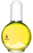 Parfémy, Parfumerie, kosmetika Olej na nehty a kůžičky - Silcare Nail & Cuticle Oil Lemon Yellow
