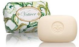 Parfémy, Parfumerie, kosmetika Mýdlo toaletní Vetiver - Saponificio Artigianale Vetiver