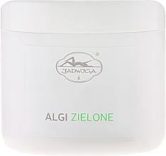 Parfémy, Parfumerie, kosmetika Alginátová zelená seboregulační maska - Jadwiga Saipan Algi Zielone