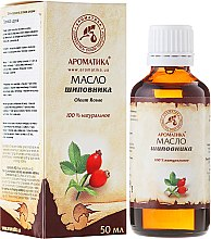 Parfémy, Parfumerie, kosmetika Šípkový kosmetický olej - Aromatika