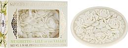 Parfémy, Parfumerie, kosmetika Přírodní mýdlo Konvalinka - Saponificio Artigianale Fiorentino Botticelli Lily Of The Valley Soap