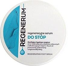 Parfémy, Parfumerie, kosmetika Obnovující sérum na nohy - Aflofarm Regenerum Serum