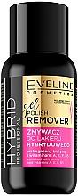Parfémy, Parfumerie, kosmetika Hybridní gel na nehty - Eveline Cosmetics Hybrid Professional