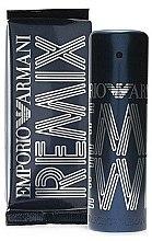 Parfémy, Parfumerie, kosmetika Giorgio Armani Emporio Armani Remix for Him - Toaletní voda