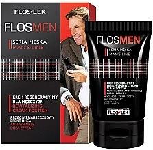 Obnovující krém proti vráskám pro muže - Floslek Flosmen Revitalizing Anti-Wrinkle Cream For Men — foto N1