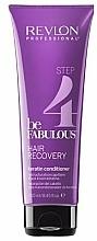 Parfémy, Parfumerie, kosmetika Keratinový kondicionér, krok 4 - Revlon Professional Be Fabulous Hair Recovery Keratin Conditioner