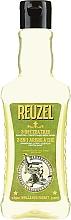 Parfémy, Parfumerie, kosmetika Šampon 3v1 - Reuzel Tea Tree Shampoo Conditioner And Body Wash