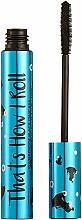 Parfémy, Parfumerie, kosmetika Objemová voděodolná řasenka  - Barry M Cosmetics That's How I Roll Waterproof Mascara