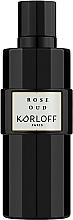 Parfémy, Parfumerie, kosmetika Korloff Paris Rose Oud - Parfémovaná voda