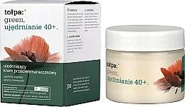 Parfémy, Parfumerie, kosmetika Denní krém proti vráskám - Tolpa Green Firming 40+ Rejuvenating Anti-Wrinkle Day Cream