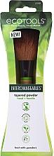 Parfémy, Parfumerie, kosmetika Náhradní štětec na pudr - EcoTools Interchangeables Tapered Powder