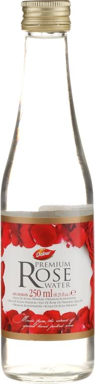 Růžová voda na obličej - Dabur Gulabari Premium Rose Water