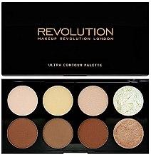 Parfémy, Parfumerie, kosmetika Korektor na obličej - Makeup Revolution Ultra Contour Palette