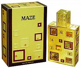 Parfémy, Parfumerie, kosmetika Al Haramain Maze - Parfémovaná voda