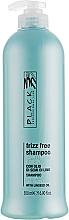 Parfémy, Parfumerie, kosmetika Šampon s dávkovačem pro narovnání neposlušných a kudrnatých vlasů - Black Professional Line