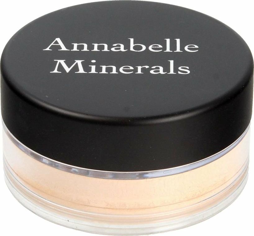 Minerální pudr na obličej - Annabelle Minerals Coverage Foundation (mini)