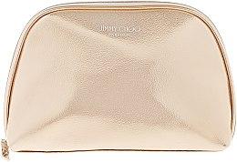 Parfémy, Parfumerie, kosmetika Kosmetická taška, zlatá - Jimmy Choo Make Up Pouch Gold
