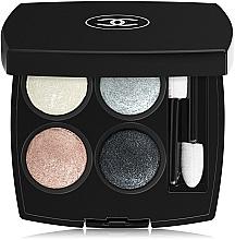 Parfémy, Parfumerie, kosmetika Oční stíny - Chanel Les 4 Ombres