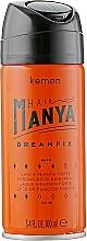 Parfémy, Parfumerie, kosmetika Lak na vlasy s mangovou vůní, silná fixace - Kemon Hair Manya Dreamfix