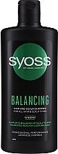 Parfémy, Parfumerie, kosmetika Šampon na vlasy s ženšenem - Syoss Balancing Ginseng Shampoo