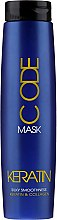 Parfémy, Parfumerie, kosmetika Maska na vlasy - Stapiz Keratin Code Mask
