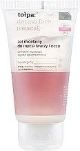 Parfémy, Parfumerie, kosmetika Micelární gel na obličej - Tolpa Dermo Face Rosacal Face Gel