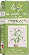 Parfémy, Parfumerie, kosmetika Esenciální olej z citronové trávy - Etja Natural Essential Oil