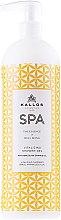 Parfémy, Parfumerie, kosmetika Osvěžující sprchový gel - Kallos Cosmetics Spa Vitalizing Shower Gel
