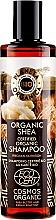 Parfémy, Parfumerie, kosmetika Výživný šampon na vlasy - Planeta Organica Organic Shea Natural Hair Shampoo