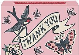Parfémy, Parfumerie, kosmetika Mýdlo na ruce Divoká růže - Bath House Barefoot & Beautiful Hand Soap Wild Rose