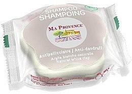 """Parfémy, Parfumerie, kosmetika Tuhý bio-šampon proti lupům """"Bílá hlína"""" - Ma Provence Shampoo"""
