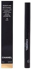 Parfémy, Parfumerie, kosmetika Intenzivní voděodolné oční linky - Chanel Signature De Chanel Stylo Eyeliner