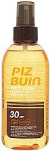 Parfémy, Parfumerie, kosmetika Ochranný tělový sprej - Piz Buin Wet Skin Transparent Sun Spray SPF30