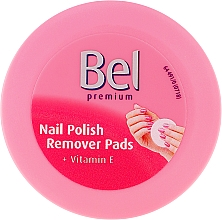 Parfémy, Parfumerie, kosmetika Vlhčené kosmetické disky na odlakování - Bel Premium Wet Nail Polish Remover Pads