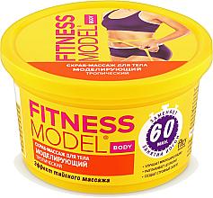 Parfémy, Parfumerie, kosmetika Modelující tělový scrub-masáž, tropický - Fito Kosmetik Fitness Model