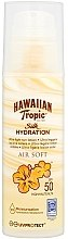 Parfémy, Parfumerie, kosmetika Opalovací krém pro tělo - Hawaiian Tropic Silk Hydration Air Soft Lotion SPF 50