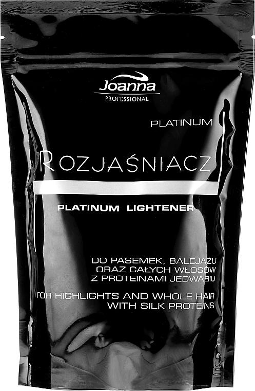 Zesvětlovač na vlasy Platinum - Joanna Professional Lightener (sáček)