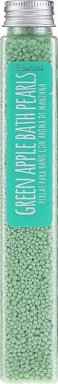 Koupelové perly Zelené jablko - IDC Institute Bath Pearls Green Apple