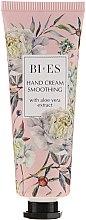 Parfémy, Parfumerie, kosmetika Vyhlazující krém na ruce s extraktem aloe vera - Bi-es Smoothing Hand Cream With Aloe Vera Extract