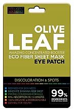 Parfémy, Parfumerie, kosmetika Náplasti pod oči - Beauty Face IST Dark Circles & Spots Eye Patch Olive Leaf