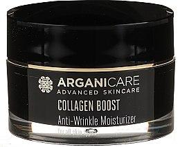 Parfémy, Parfumerie, kosmetika Hydratační krém proti vráskám - Arganicare Collagen Boost Advanced Anti-Wrinkle Moisturizer