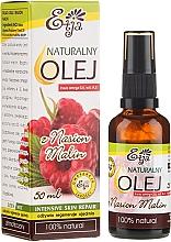 Parfémy, Parfumerie, kosmetika Přirodní olej z malinových semínek - Etja Natural Raspberry Seed Oil