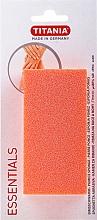 Parfémy, Parfumerie, kosmetika Pemza na nohy, oranžová - Titania