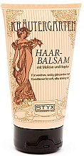 Parfémy, Parfumerie, kosmetika Balzám na vlasy s melissou - Styx Naturcosmetic Haar Balsam mit Melisse