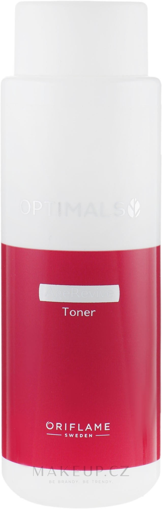 Pleťové tonikum proti stárnutí - Oriflame Optimals Age Revive Toner — foto 150 ml