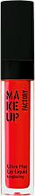 Parfémy, Parfumerie, kosmetika Matný lesk-fluid na rty - Make up Factory Ultra Mat Lip Liquid