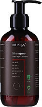 Parfémy, Parfumerie, kosmetika Anti age šampon - BioMAN Aaron Anti-Age Shampoo